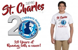 20th Annual 5K T-shirt